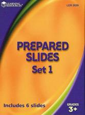 Prepared Slides Set 1