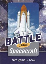Battle Cards: Spacecraft Card Game + Book Set