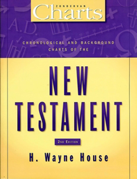Chronological & Background Charts of the New Testament