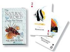 Natural World Playing Cards - Aquarium