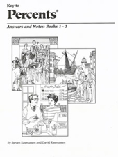 Key to Percents Answers & Notes 1-3