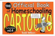 Official Book of Homeschool Cartoons 4