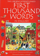 First Thousand Words English