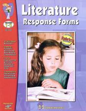 Literature Response Forms Grades 1-3 z