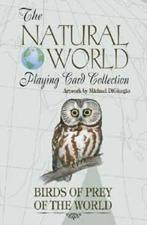 Natural World Playing Cards - Birds Prey