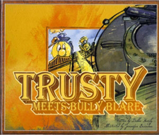 Trusty Meets Bully Blare Z