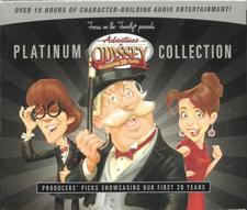 Adventures in Odyssey  Platinum Collection
