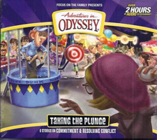Adventures in Odyssey 59 Taking the Plunge