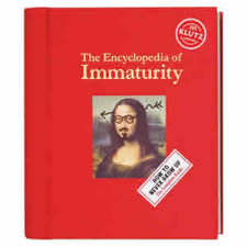 Klutz Encyclopedia of Immaturity