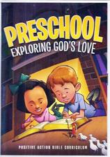Exploring God's Love Preschool Teacher's Manual on CD Z