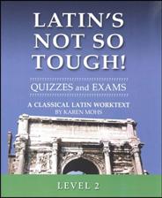 Latin's Not So Tough Level 2 Quizzes/Exams Z