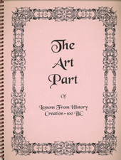 Art Part Creation to 100 BC