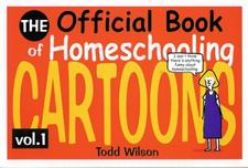 Official Book of Homeschool Cartoons 1