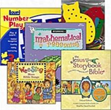 Preschool and Kindergarten Bundles