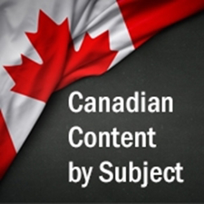 Canadian Content by Subject