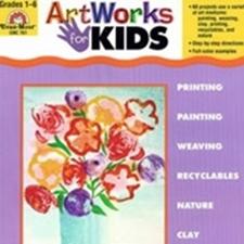 Art Curriculum by Evan Moor