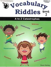 Vocabulary Riddles