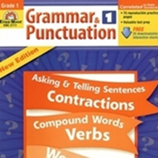 Grammar & Punctuation for Early Elementary