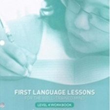 First Language Lessons for Upper Elementary