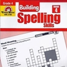 Building Spelling Skills by Evan-Moor for Upper Elementary