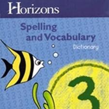 Horizons Spelling & Vocabulary