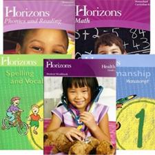 Horizons Complete Grade Level Curriculum Bundles