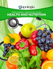 Apologia Exploring Creation with Health and Nutrition