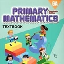 Singapore Math Standards 6 for Upper Elementary
