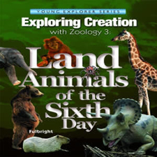 Apologia Exploring Creation with Zoology 3