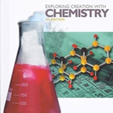 Apologia Exploring Creation with Chemistry