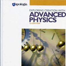 Apologia Advanced Physics in Creation