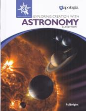 Apologia Exploring Creation with Astronomy